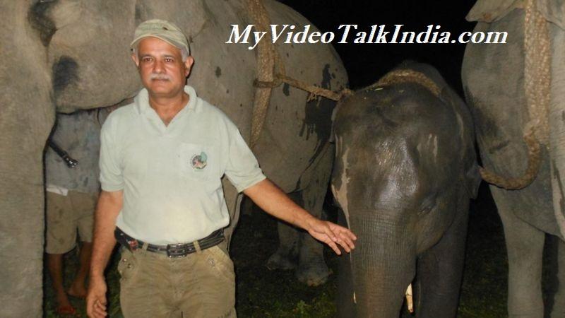 Video Pria India Menyelamatkan Gajah Dari Ancaman Perburuan Liar