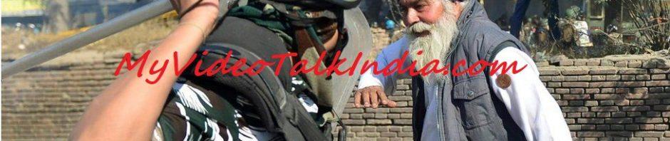 Video Protes Petani India