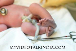 Viral Video Seorang Ibu India Melahirkan Bayi Aneh